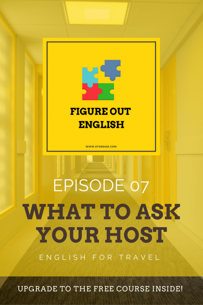 Episode 07 Figure Out English Podcast | Smart English Learning