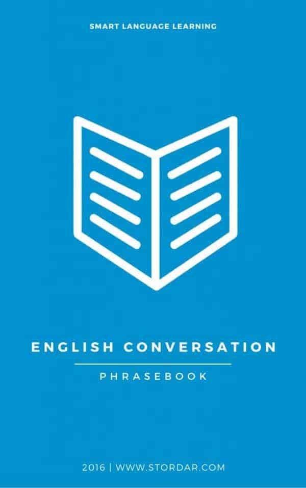 English Conversation Phrasebook | Smart English Learning
