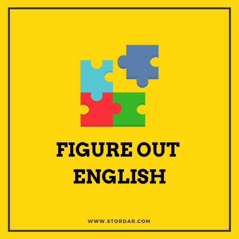 Figure Out English Podcast | Daria Storozhilova