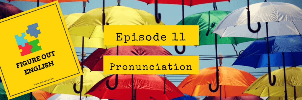Figure Out English Episode 11 Regular Verbs Pronunciation