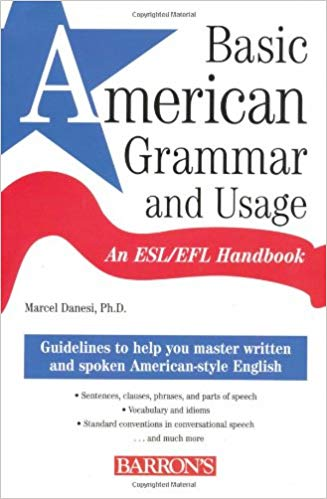 Basic American Grammar and Usage | Best books for English grammar