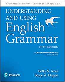 Understanding and Using English Grammar | Best books for English grammar