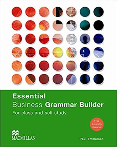 Business Grammar Builder | Best books for English grammar | Smart English Learning
