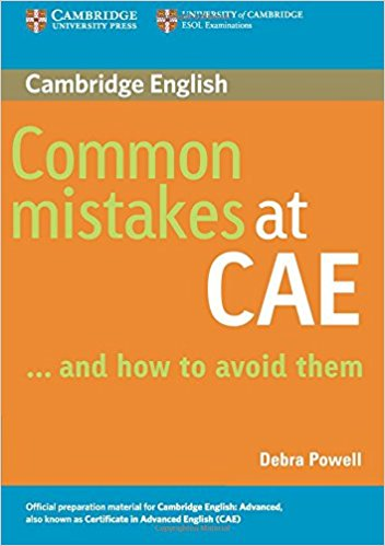 Common Mistakes at CAE | Best books for English grammar