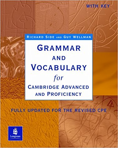 Grammar and Vocabulary for CAE and CPE | Best books for English grammar