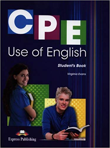 CPE Use of English | Best Books for English Grammar