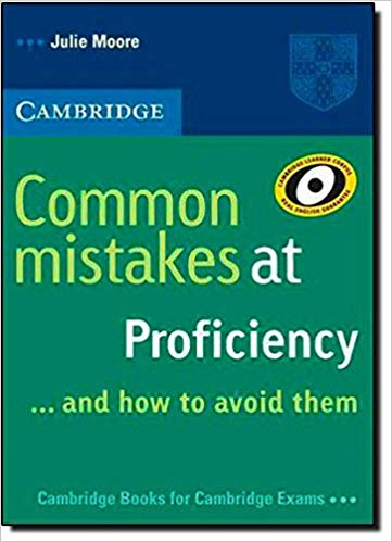 Common Mistakes at Proficiency | Best books for English grammar