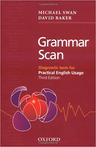 Grammar Scan | Best books for English grammar
