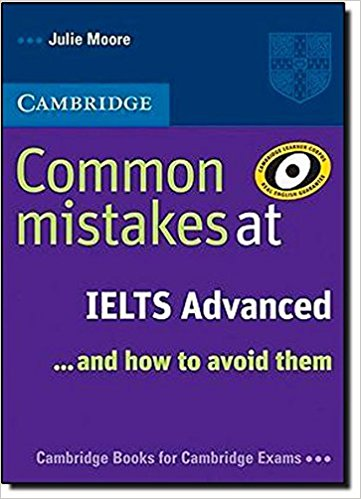 Common Mistakes at IELTS Advanced | Best books for English grammar