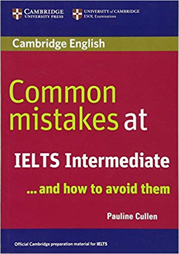 Common Mistakes at IELTS Intermediate | Best books for English grammar