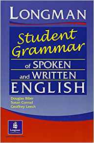 Longman Grammar of Spoken and Written English | Best books for English grammar