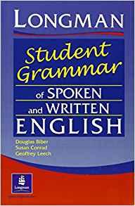 Longman Grammar of Spoken and Written English | Best books for English grammar